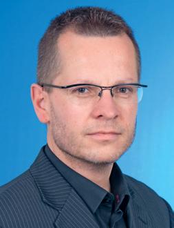 Marcus Hussing ist stellvertretender Leiter der Abteilung Sicherheit und Gesundheit der DGUV. Bild: DGUV