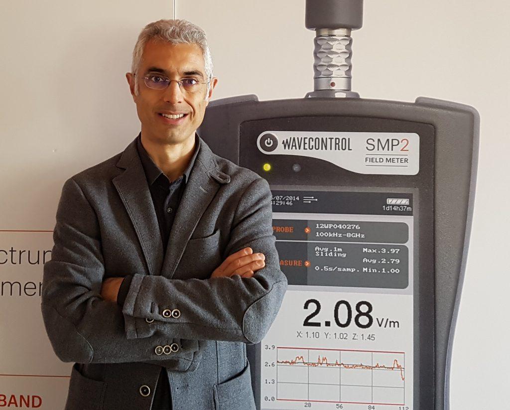 Ernest Cid ist Vorstandsvorsitzender des Messgeräteherstellers Wavecontrol.