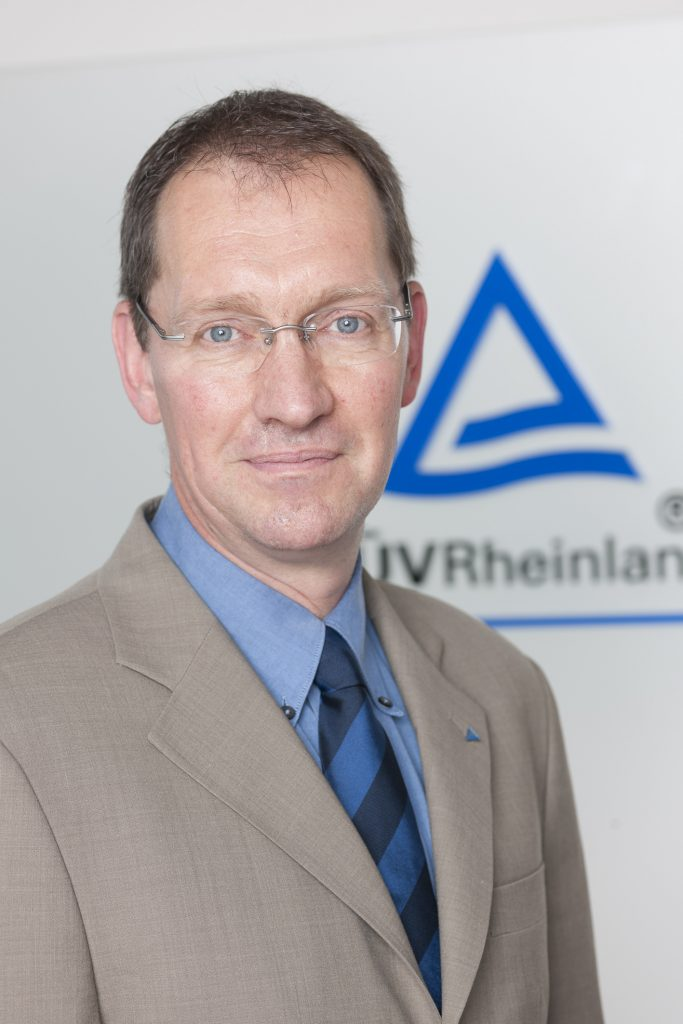 Enno Thormählen, Business Manager Arbeitsschutz der TÜV Rheinland Akademie