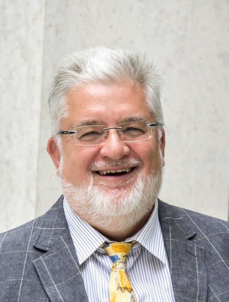 Eberhard Ziegler ist Referatsleiter Grundlagen des Leistungsrechts der DGUV. Foto: Privat